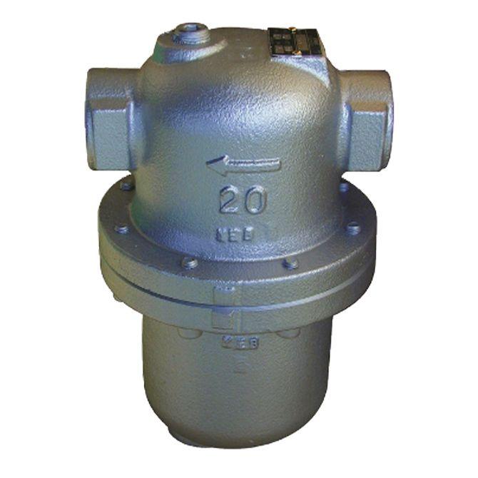 配管付属機器 セパレータ H5型 | トルネード方式