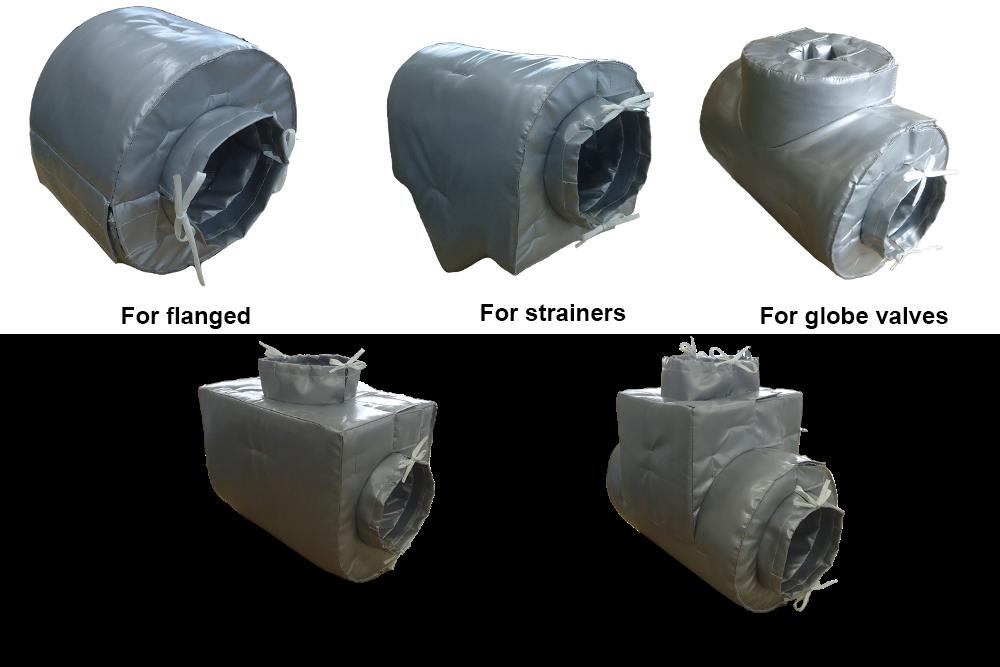 Ancillary Equipment Q-Plus Jacket Thermal Insulation Cover QH / QAG