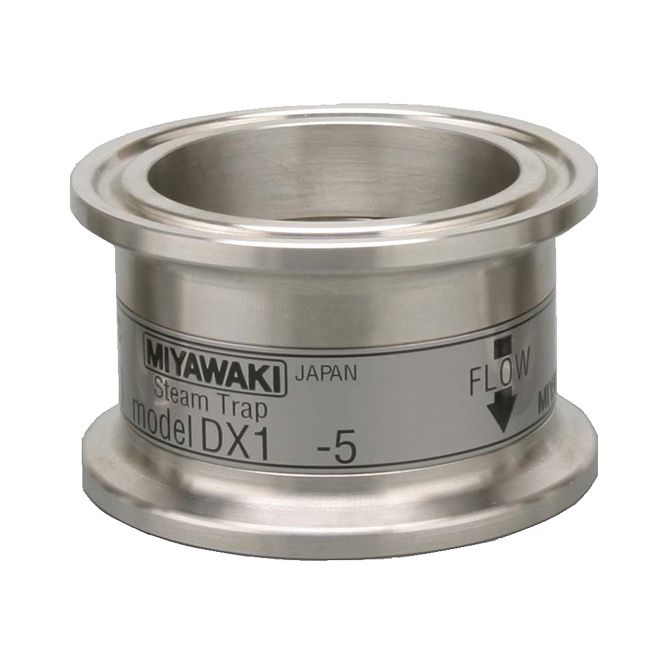 Steam Traps D Series | Diaphragm Steam Traps DX1 (for Sanitation Systems)