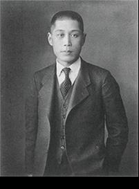 写真:昭和7年頃の宮脇旋太郎